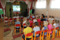 Занятие с детьми по профилактике БДД в осенний период