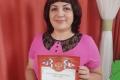 Награда от Центра методического сопровождения системы духовно-нравственного воспитания
